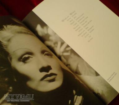 Myśli Nocy Marlene Dietrich Nachtgedanken