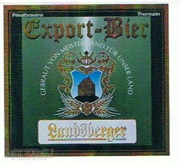 landsberger export bier