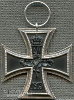 Eisernes Kreuz II.Klasse (IWŚ) syg.G