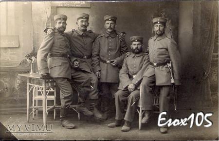 101 Pułk Obrony Krajowej Grudziądz 1914