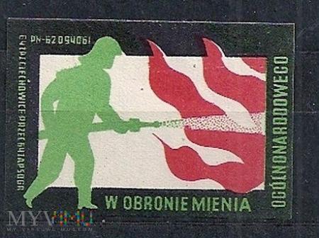 W obronie mienia ogólnonarodowego.1964