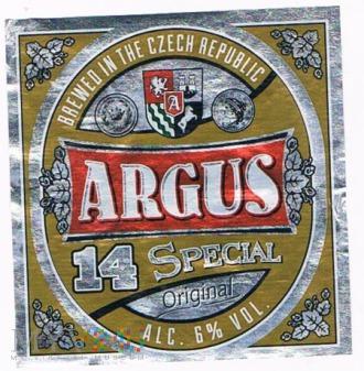argus 14 special