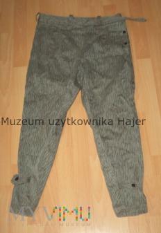"""Mundur polowy spodnie """"deszczyk"""" LWP"""