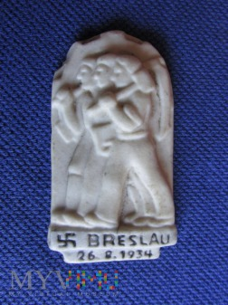 Wrocław (Breslau)-odznaka WHW