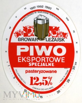 Duże zdjęcie Leżajsk eksportowe