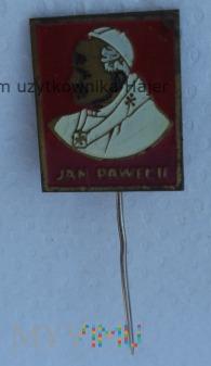 Jan Paweł II - odznaka