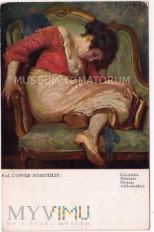 Schmutzler - Uśpiona (bo książka była nudna)