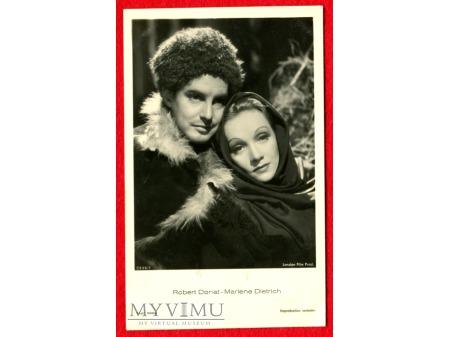 Marlene Dietrich Verlag ROSS 9936/1