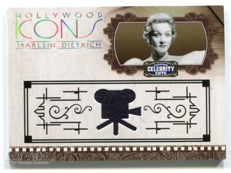 Marlene Dietrich fragment stroju aktorki nr 096