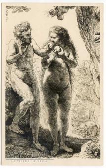 Adam, Ewa i jabłko