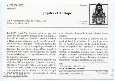 Goltziuz - Macierzyństwo antyczne