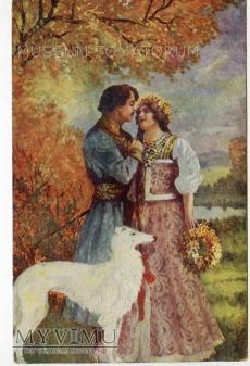 Ribano - Narzeczona para - On i Ona