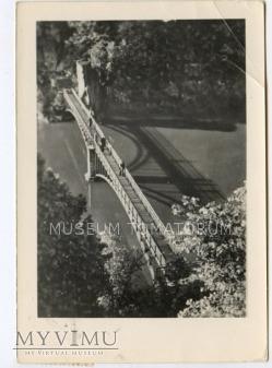 Perła Zachodu k. Jeleniej Góry - most - 1953