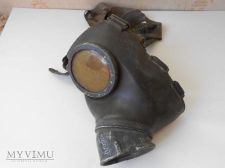Niemiecka wojskowa maska przeciwgazowa