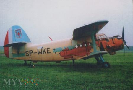 An-2 SP-WKE