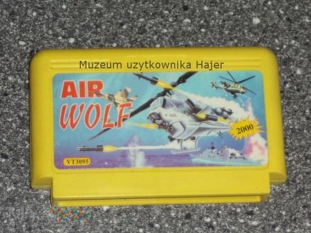 AIR WOLF 2000 Kartridż Gra Pegasus