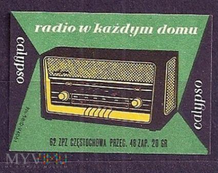 Radio w każdym domu.17a.1962.Czechowice
