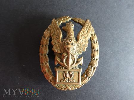 Wzorowy Marynarz - odznaka numerowana Nr:00016