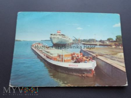 BM 5027 barka Świnoujście