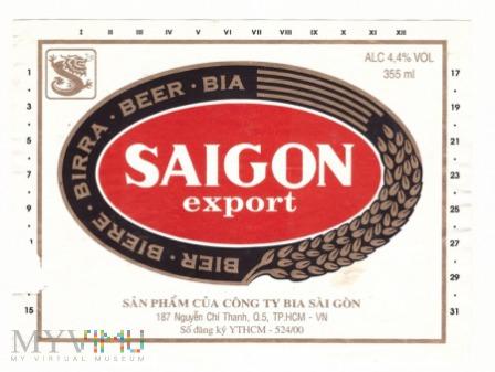 Wietnam, saigon export