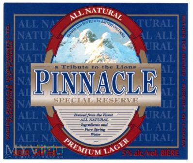Pinnacle Premium Lager