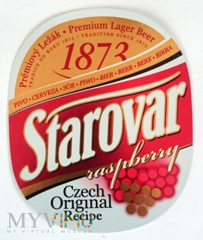 Starovar raspberry
