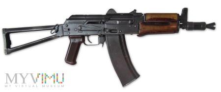 5,45 mm subkarabinek AKS-74U