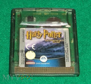 Harry PotterGame Boy Kolor Nintendo