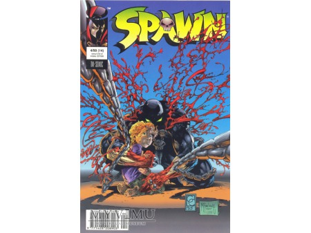 Spawn 4/99