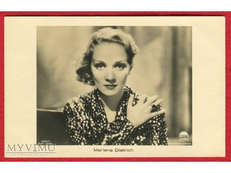 Duże zdjęcie Marlene Dietrich Verlag ROSS 6674/1