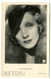 Marlene Dietrich Verlag ROSS 7020/1