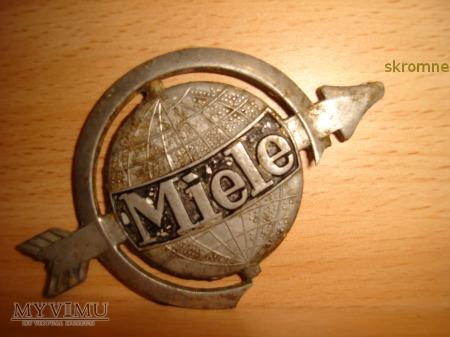 emblemat rowerowy firmy Miele