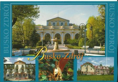 BUSKO - ZDRÓJ