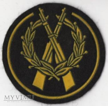 Oznaka specjalisty MW - strzelec
