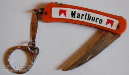 Brelok Marlboro nóż