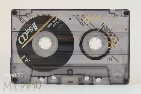 TDK CDing-II 90 kaseta magnetofonowa