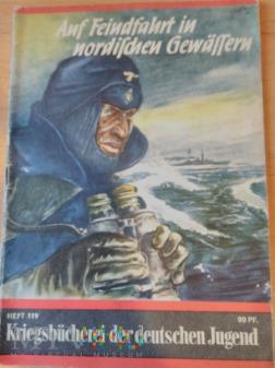 Fritz Böltz -Na patrolu na Morzu Północnym