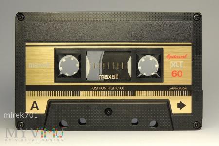MAXELL XLII 60 kaseta magnetofonowa