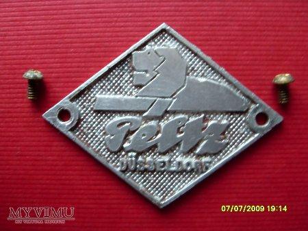 """Logo """"Peltz""""."""
