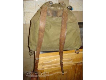 Plecak niemiecki tzw. artyleryjski