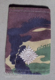 Wieka Brytania-oznaka stopnia: podporucznik