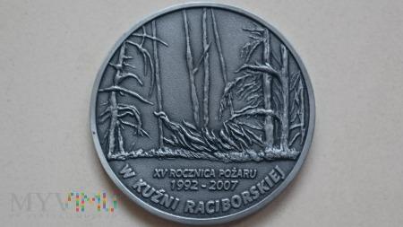 XV Rocznica Pożaru w Kuźni Raciborskiej