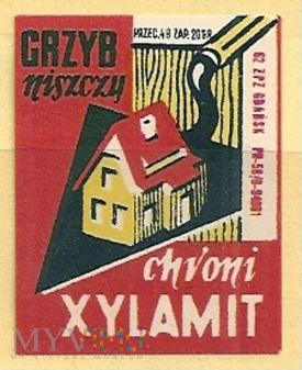 Xylamit chroni.Gdańsk