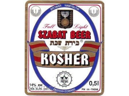 Etykieta KOSHER 54