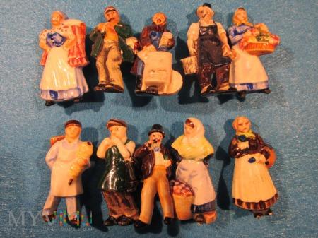 Wiedeńczycy (Wiener Typen) seria KWHW