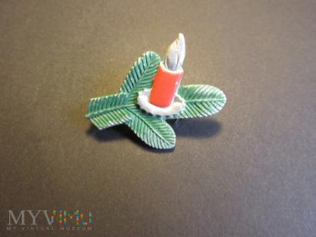 Bożonarodzeniowa odznaka WHW
