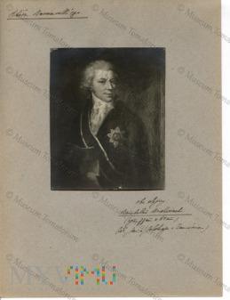 Zamoście - obraz z dworu - szambelan Buchowiecki