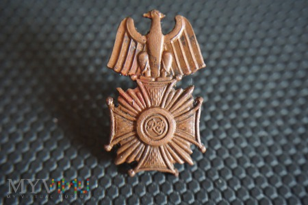 Projekt odznaki Wzorowy Żołnierz - około 1949r. ?