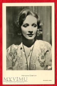 Marlene Dietrich Verlag ROSS 5757/1