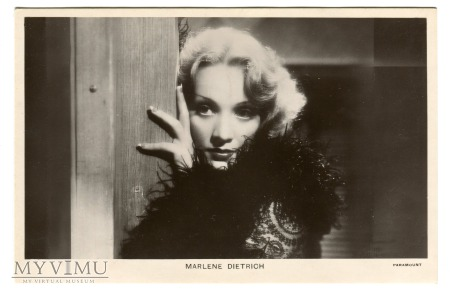 Marlene Dietrich Picturegoer nr 528a